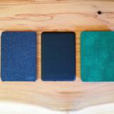 【比較レビュー】Kindle Paperwhite 10世代ケース『純正』と『サードパーティー』を比較!!どっちがおすすめ?