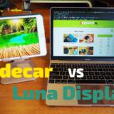 【Sidecar vs Luna Display 比較】SidecarリリースでLuna Displayの立ち位置はどうなる?