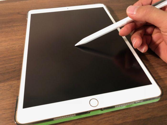 【レビュー】ペーパーライク保護フィルムは『本当に紙に書いているような書き心地』iPad Pro 10.5インチ用購入!!
