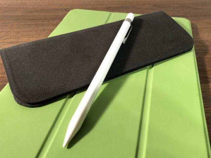 【レビュー】Apple Pencilの収納に困っている人には『belkin』のApplePencilケースがオススメ!!スタイリッシュでかっこいいぞ!
