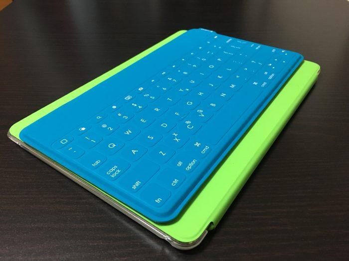 【レビュー】まな板のように薄いBluetoothキーボード『logicool ウルトラポータブルキーボード』がiPadとの持ち歩きに最適!!