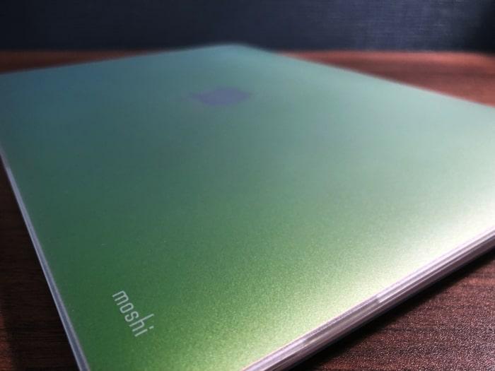 【レビュー】MacBook12インチ用高級シェルカバー『moshi iGlaze 12』が凄い!!