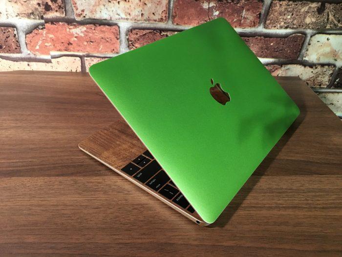 【レビュー】個性的なMacBookスキンシールは『COLORWARE』がおすすめ!!MacBook12インチ用購入してみた!