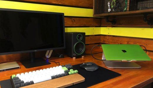 【検証】LG UltraFine 4K DisplayをMacBook12インチと組み合わせてどこまで使えるのか検証してみた。