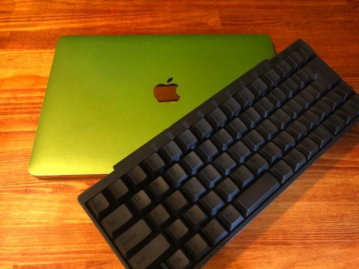【レビュー】MacBook12インチで『HHKBProfessional BT』を使ったら快適すぎて中毒になった。