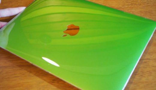 【高品質クリアケース】透明度が高く柔軟性もあるMacBook対応極薄クリアケース【Obuolys】